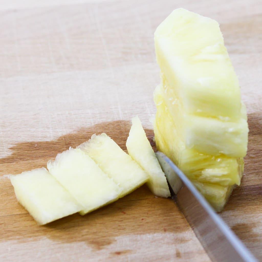 ไอศครีมแท่งผลไม้สด